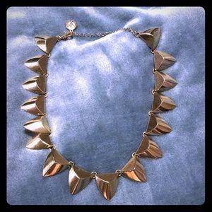 BCBG Generation Gold Spike Necklace